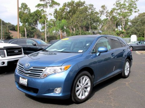Pre-Owned 2011 Toyota Venza Base FWD Sport Utility