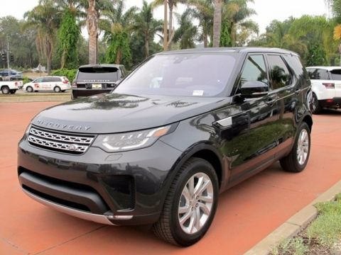 New 2017 Land Rover Discovery HSE 4WD
