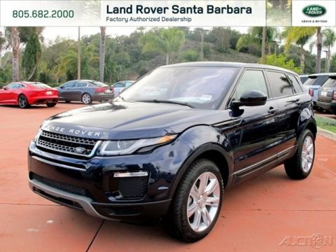 New 2016 Land Rover Range Rover Evoque SE Premium With Navigation & 4WD