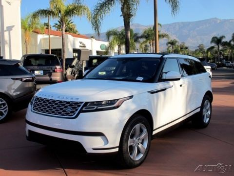 New 2018 Land Rover Range Rover Velar S With Navigation & 4WD