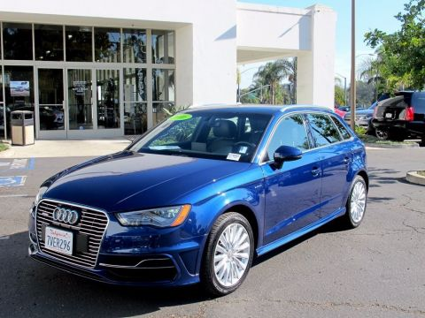 Pre-Owned 2016 Audi A3 e-tron Premium Plus FWD Hatchback
