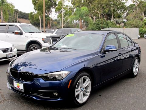 Pre-Owned 2017 BMW 3 Series 320i RWD 4dr Car