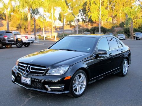Pre-Owned 2014 Mercedes-Benz C-Class C250 RWD 4dr Car