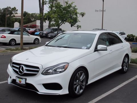 Pre-Owned 2016 Mercedes-Benz E-Class E350 RWD 4dr Car