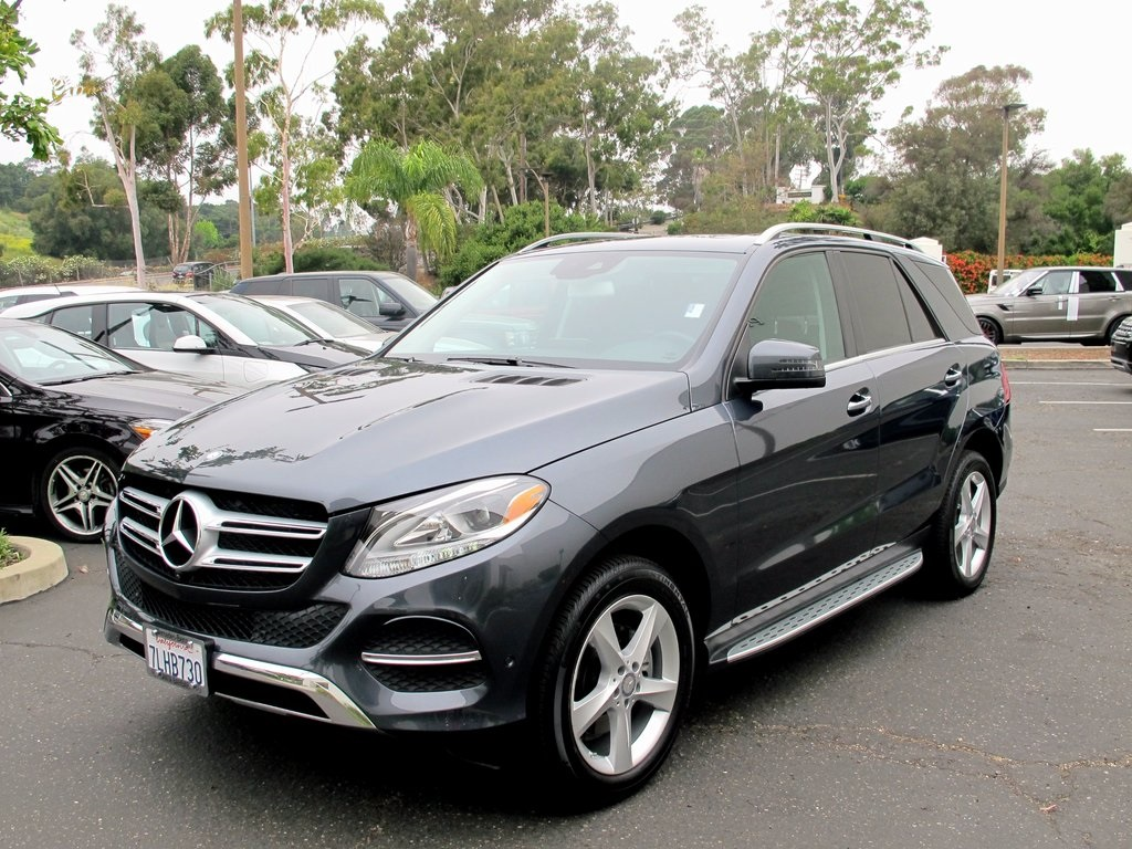 Certified pre owned 2016 mercedes benz gle 350 4d sport for Mercedes benz sport utility vehicles