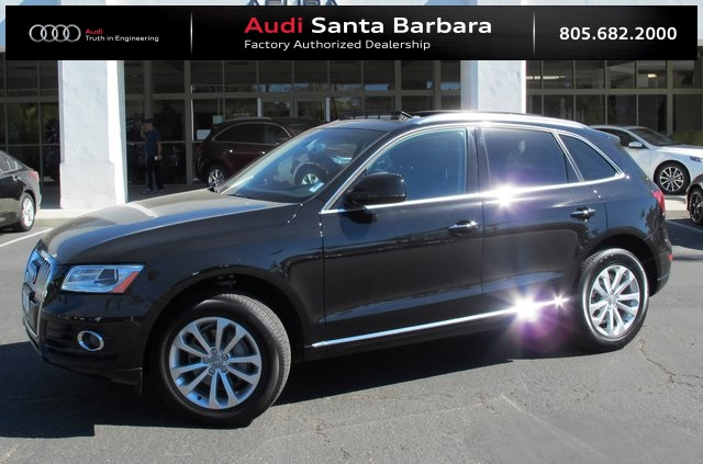 pre owned 2016 audi q5 2 0t premium plus 4d sport utility. Black Bedroom Furniture Sets. Home Design Ideas