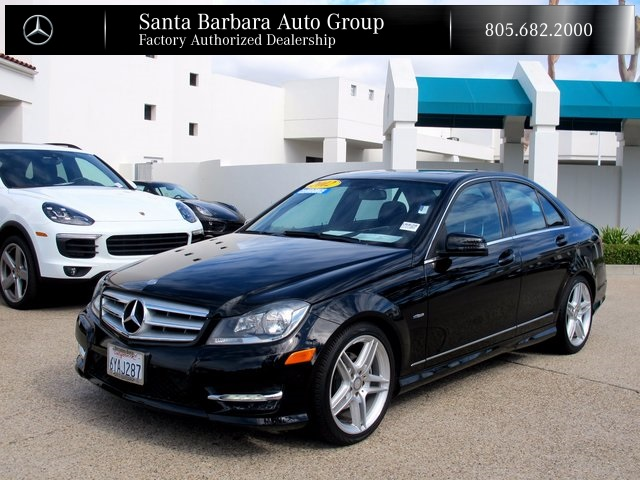 Pre owned 2012 mercedes benz c class c250 4d sedan in for 2012 mercedes benz c class c250 sport sedan